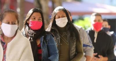 COVID-19: Paraguay mantiene la tasa de muertes más baja de Sudamérica