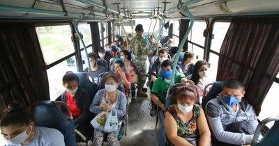 Darán más subsidio a transportistas: G. 400 millones al mes para bajar el pasaje