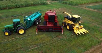 Importación de maquinarias agrícolas, viales y de construcción se reduce