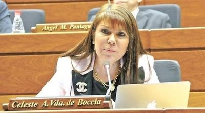 HOY / Diputados rechazan con 58 votos en contra el juicio político a Sandra Quiñónez
