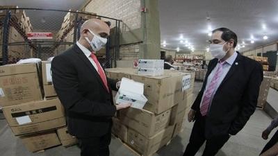HOY / Fallida compra de insumos: Mazzoleni cree que quisieron estafar al Ministerio de Salud