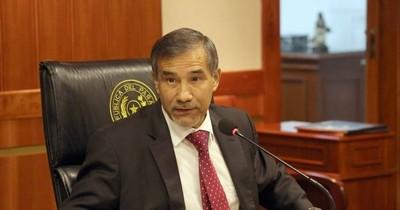 Ramírez Candia es nuevo representante de la Corte ante el JEM
