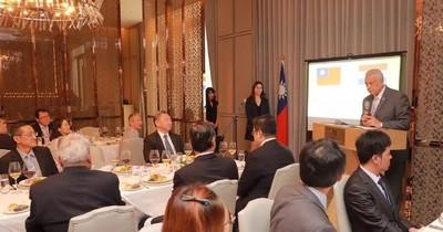 Realizaron degustación de carne paraguaya en Taipéi