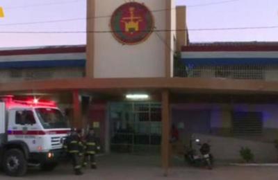 Tensión en Tacumbú: Protesta de 'pasilleros'