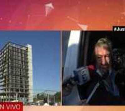 Joven obrero muere al caer del piso 12