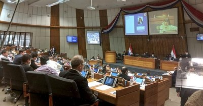 Diputados rechazó juicio político a fiscala general Sandra Quiñónez