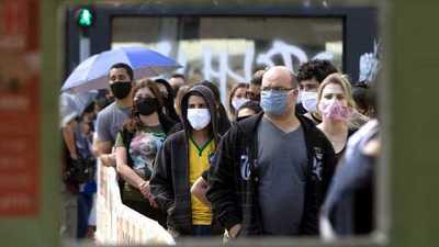 El implacable COVID-19 ya suma 25 mil víctimas en Brasil