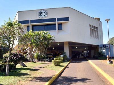 Pacientes oncológicos se manifiestan en Hospital de Itauguá
