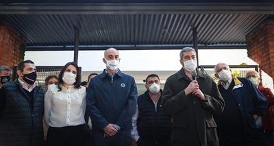 COVID19: Ministro Mazzoleni pide a ciudadanía a no relajarse