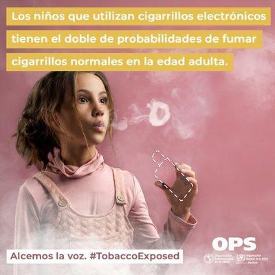 Cigarrillos electrónicos provocan daños en niños y adolescentes, advierte Salud