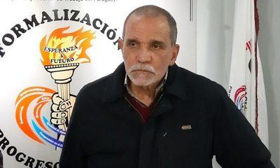 """Santamaría pide duty free, desafía a la UIP y considera prudente mantener cerrado el puente: """"Aunque nos perjudique"""""""