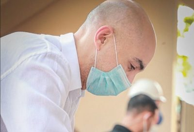 Mazzoleni pide mantener disciplina contra el coronavirus