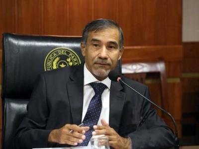 Manuel Ramírez Candia nuevo representante de la Corte ante el JEM – Prensa 5