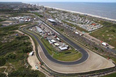 El Gran Premio de Holanda fue suspendido hasta 2021