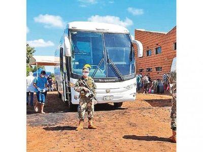 Militar que dio positivo al Covid-19 participó de un velorio y chupó del mismo vaso con su casero