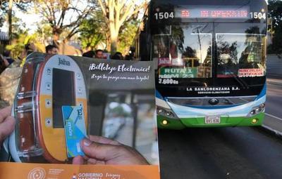 Transportistas piden la implementación del billetaje electrónico en todos los buses