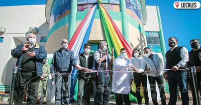 Habilitan un nuevo pabellón pediátrico en el Hospital de Coronel Bogado