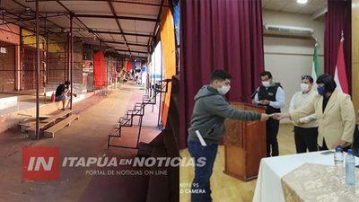 LLEGA ASISTENCIA ECONÓMICA DESDE EL CAH PARA ENCARNACIÓN.