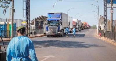 """Camionero chileno con COVID-19 en Ineram: """"Ingresó directamente a terapia"""""""