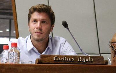 Abdo Benítez lanzó la precandidatura a la Presidencia de Mazzoleni, afirma diputado