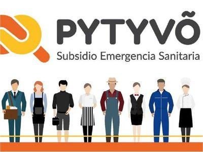 Segundo pago del Programa Pytyvõ se iniciará el lunes 1 de junio