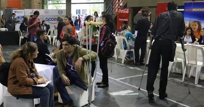 Llaman a personas con discapacidad a inscribirse para un primer empleo