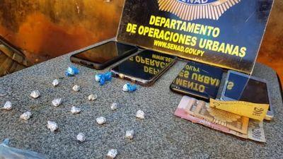 Vecinos denuncian microtráfico de estupefacientes en barrio Obrero
