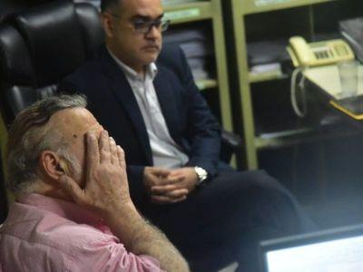 Juez cita a González Daher para definir si va a juicio por enriquecimiento ilícito