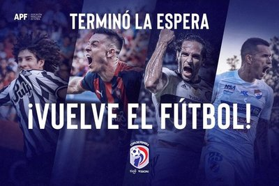Los puntos más importantes que definen el regreso del fútbol paraguayo