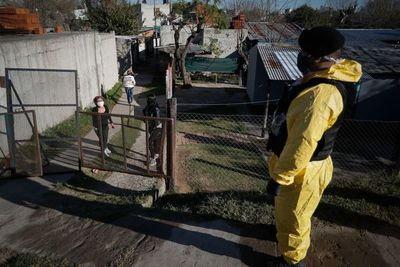 Argentina supera los 500 fallecidos por covid-19
