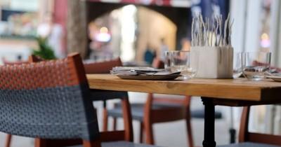 Sector gastronómico regresa el 15 de junio
