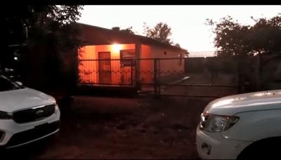 Desbaratan red de sextorsión en Itapúa