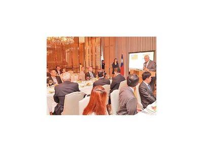 Importadores taiwaneses explorarán mayores negocios