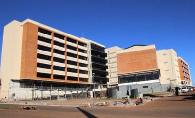 Verifican construcción de nuevo Palacio de Justicia