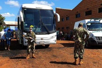 Militar violó cuarentena y dio positivo al coronavirus