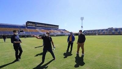 APF presenta su protocolo sanitario para regreso del fútbol