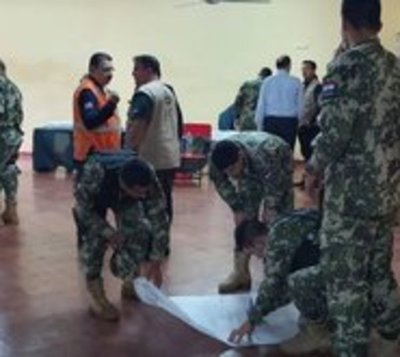 Fuerzas Militares comparten cronología de personal contagiado