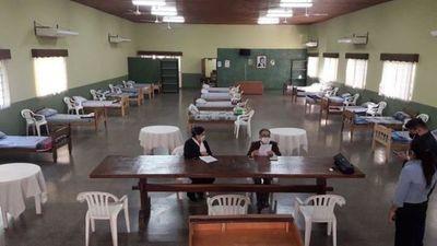 La Rural Amambay habilita albergue en el Km 4,5