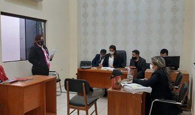 Reanudan juicio oral a exfuncionario judicial  acusado por supuesto desvío de G. 1.200 millones – Diario TNPRESS