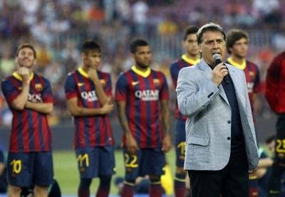 HOY / Tata Martino afirma que su año en el banco del Barcelona fue el peor de su carrera