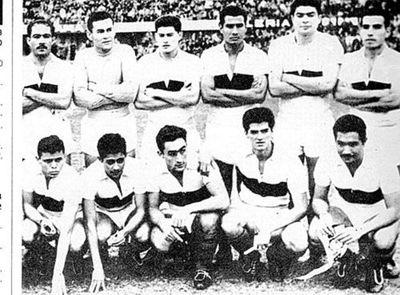 Un día como hoy, el debut de Olimpia en Copa Libertadores