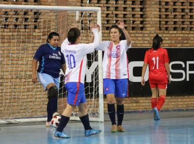 La Liga Femenina conoció a sus finalistas