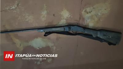 ALTO VERÁ: DOS ALLANAMIENTOS EN EL MARCO DE DIFERENTES HECHOS PUNIBLES