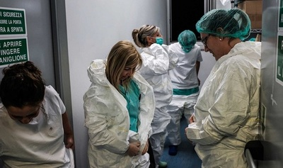 Relajación en lucha contra el Coronavirus puede frenar cuarentena inteligente.