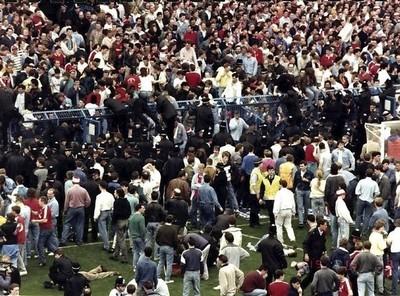 Un día negro e inolvidable en la historia del fútbol europeo