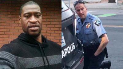 Policía fue arrestado y acusado de asesinato en tercer grado y homicidio involuntario tras la muerte de George Floyd