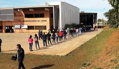 Municipalidad de Luque extiende horarios de atención a contribuyentes • Luque Noticias