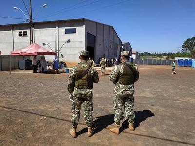 Director de la 9na. Región Sanitaria frustrado por militar que dio positivo a Covid
