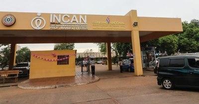 """""""No solo coronavirus hay en Paraguay"""", dice familiar de paciente del Incan"""