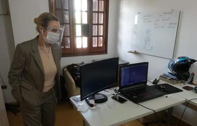 Allanan una vivienda tras denuncia de acceso indebido de datos